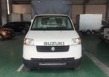 Cần bán xe Suzuki Super Carry Pro thùng siêu dài 2017, màu trắng, nhập khẩu giá tốt nhất Hà Nội