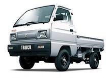 Bán Suzuki Super Carry Truck 2018, màu trắng giá cạnh tranh, khuyến mại lớn