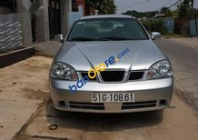 Cần bán xe Daewoo Lacetti 2006, màu bạc, giá tốt