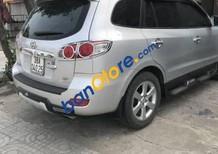 Bán Hyundai Santa Fe 2009, màu bạc, nhập khẩu nguyên chiếc