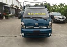 Xe tải 1.9 tấn Thaco Kia K200, tải trọng 1.9 tấn mới 2018, động cơ Hyundai Euro4, trả góp 80%