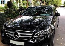 Bán xe Mercedes E250 2014 màu đen, nội thất kem. Chỉ 500 triệu nhận xe với gói vay ưu đãi