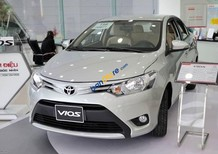 Bán Toyota Vios 1.5E MT 2018 giá tốt
