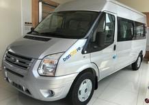 Bán xe Ford Transit 2018, Phiên bản mới 100% Full opption cho xe du lịch- Liên hệ 0901346072 để nhận khuyến mại