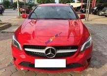 Bán Mercedes CLA200 màu đỏ, sản xuất 12/2015, đăng ký 2016