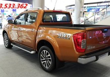 Giá Nissan Navara VL 2 cầu số tự động, màu cam cực hot, 2017 siêu sốc, LH 0933.533.362