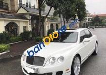 Chính chủ bán xe Bentley Continental Flying Spur năm 2010, màu trắng, full options