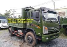 Bán xe ben Dongfeng 8.5 tấn - 8T5 - 8,5 tấn thùng ben 7 khối loại 1 cầu, 2 cầu