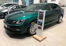 Bán Volkswagen Jetta sản xuất năm 2017, nhập khẩu nguyên chiếc, chỉ cần 270 triệu, có nhiều màu để lựa chọn