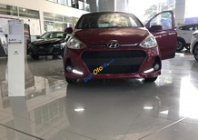 Hyundai Grand i10 2018, khuyến mại cao, hỗ trợ trả góp 80%, hỗ trợ đăng ký Grab, taxi LH: 0981476777