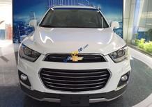 Chevrolet Captiva Revv, vay ngân hàng 95%, giảm giá shock