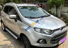 Cần bán gấp Ford EcoSport 2014, màu bạc số tự động