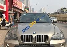 Cần bán xe BMW X5 năm 2007, màu vàng, nhập khẩu, giá 590tr