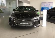 Bán Hyundai Elantra 1.6L AT 2018, màu đen, giá chỉ 620 triệu
