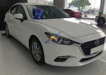 Bán ô tô Mazda 3 2018 + BH 2 năm, hỗ trợ 85% (không cần CM thu nhập) giao xe liền tại HCM