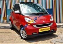 Bán xe Smart Fortwo sản xuất 2009, màu đỏ, nhập khẩu