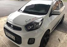 Cần bán Kia Morning đời 2016, màu trắng, xe nhập