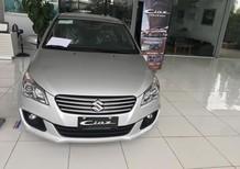 Bán Suzuki Ciaz đời 2017, màu trắng, nhập khẩu giá cạnh tranh