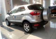 Cần bán xe Ford EcoSport sản xuất 2018, màu bạc