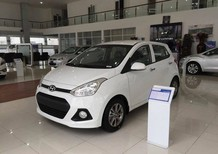 Cần bán xe Hyundai Grand i10 đời 2018, hỗ trợ trả góp 80% nhiều quà tặng hấp dẫn, LH 0946569255 gặp em Cường