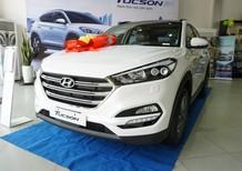Bán xe Hyundai Tucson 2018, màu trắng, giá chỉ 760 triệu