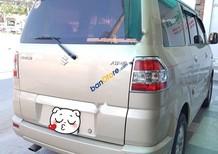 Gia đình bán xe Suzuki APV đời 2006, màu vàng, xe nhập