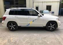 Bán Mercedes GLK250 AMG sx 2014 đăng kí 2015. Màu trắng nội thất nâu, biển Hà Nội. Xe zin 100%, lốp sơ cua chưa hạ
