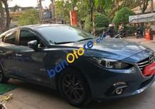 Bán Mazda 3 1.5 AT sản xuất 2015, màu xanh lam