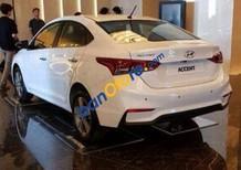 Bán Hyundai Accent sản xuất 2018 màu trắng, 480 triệu