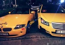 Bán BMW Z4 sản xuất 2007, màu vàng, nhập khẩu