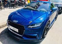 Cần bán xe Audi TT đời 2016, màu xanh lam, xe nhập