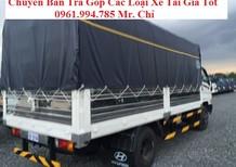 Xe tải Hyundai HD65 2.5 tấn thùng Bạt/thùng kính, xe tải gía tốt + hỗ trợ trả góp