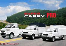 Bán Suzuki Super Carry Pro EURO 4, màu trắng, nhập khẩu nguyên chiếc, giá tốt