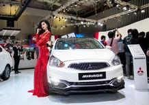 Mirage CVT Eco nhập Thái, 1 chiếc duy nhất. Hỗ trợ khách hàng toàn diện