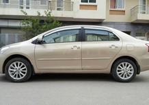 Bán xe Toyota Vios E đời 2010, màu vàng, xe nhập, chính chủ, giá chỉ 290 triệu