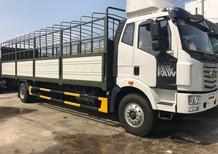 Xe tải FAW 7,8 tấn thùng dài 9,8 mét bán trả góp tại công ty ôtô Phú Mẫn