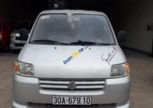 Bán Suzuki APV sản xuất năm 2008, màu bạc chính chủ