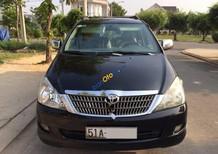 Cần bán gấp Toyota Innova G sản xuất 2007, màu đen, 340 triệu