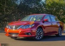 Bán Nissan Teana 2.5 SL, màu đỏ, nhập khẩu nguyên chiếc, giao ngay, giá tốt nhất