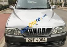 Cần bán lại xe Ssangyong Musso 2.3 MT sản xuất 2003, màu bạc, 150tr
