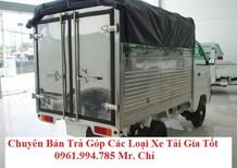 Xe tải Suzuki Pro 740kg (Nhập khẩu) thùng lửng, trả góp thủ tục nhanh, gọn+ giá tốt