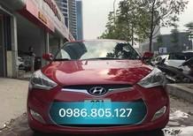 Cần bán xe Hyundai Veloster 1.6 AT GDI sản xuất 2011, màu đỏ, nhập khẩu chính hãng, chính chủ