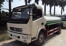Cần bán xe phun nước Dongfeng 5m3, hàng sẵn giao ngay