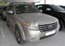 Cần bán gấp Ford Everest 2.5L 4x2 AT sản xuất năm 2009 số tự động