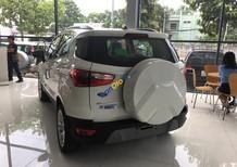 Bán Ford EcoSport Ambiente 1.5L MT đời 2018, màu trắng giá cạnh tranh, LH: 0936810070
