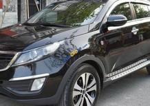 Bán ô tô Kia Sportage đời 2011, màu đen, nhập khẩu số tự động