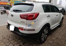 Bán xe Kia Sportage 2.0AT 2013, màu trắng, xe nhập