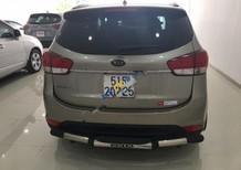 Cần bán lại xe Kia Rondo GAT năm 2015, màu ghi vàng