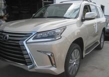 Cần bán Lexus LX 570 2018, màu vàng, nhập khẩu