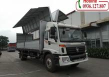 Cần bán  xe tải Thaco AUMAN C160/170  đời 2017, giá chỉ 629 triệu. LH - 0936.127.807 mua xe trả góp